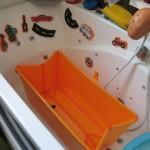 Et Plouf Au Bain Test De La Flexi Bath Les Aventures De