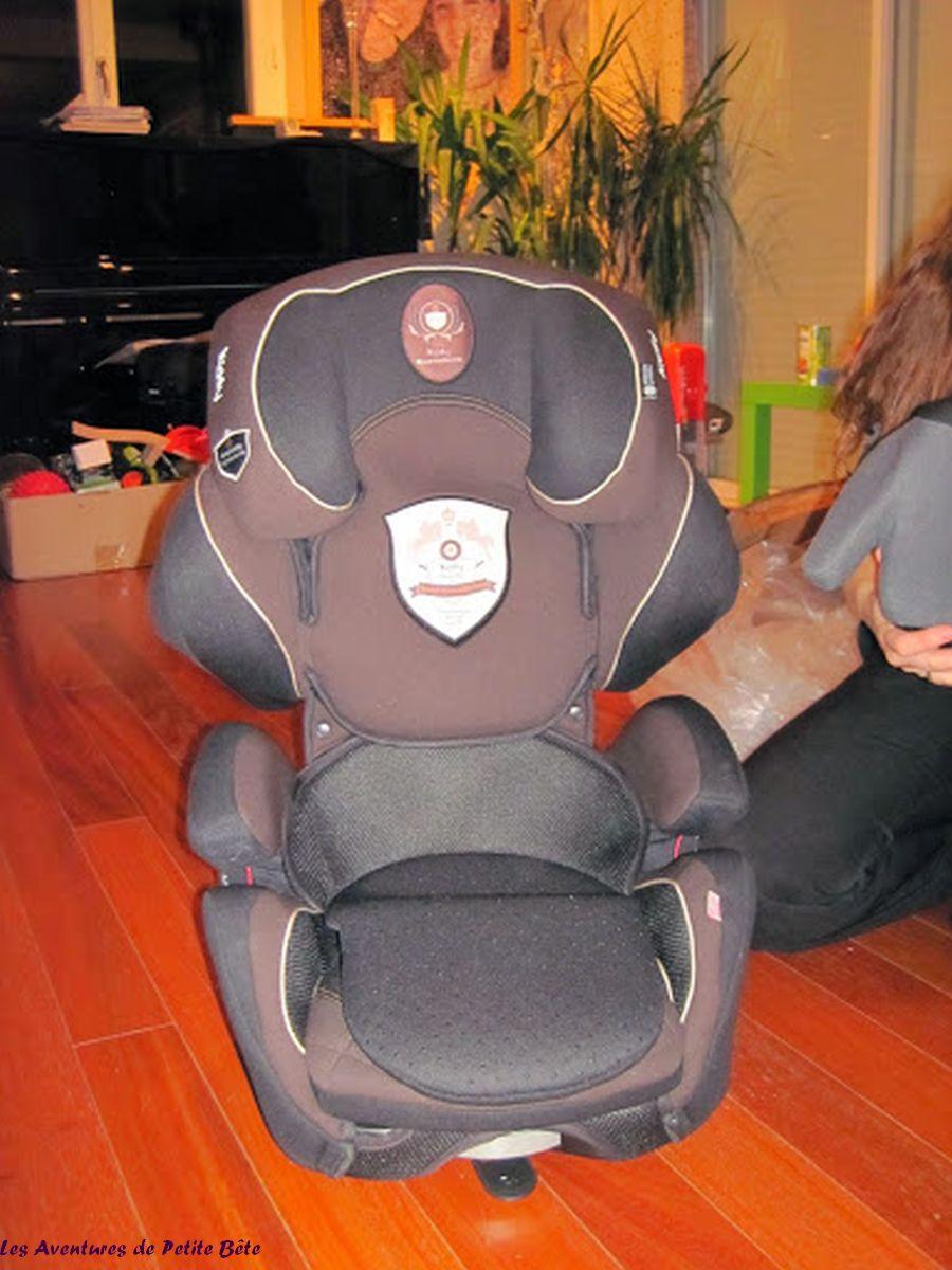 kiddy guardianfix pro 2 si ge auto bouclier les aventures de petite b te. Black Bedroom Furniture Sets. Home Design Ideas
