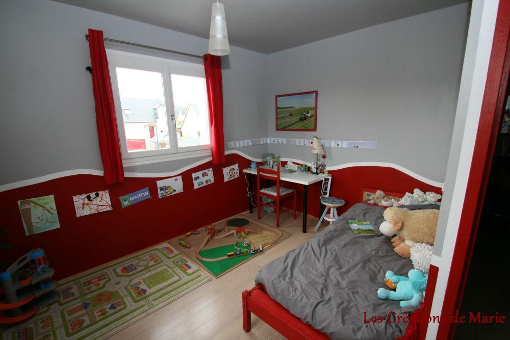La chambre rouge de Petit Bonhomme - Les Aventures de Petite Bête