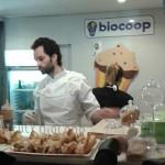 Petite pause repas - merci Biocoop