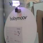 Nouvelle caméra Babymoov avec veilleuse intégrée