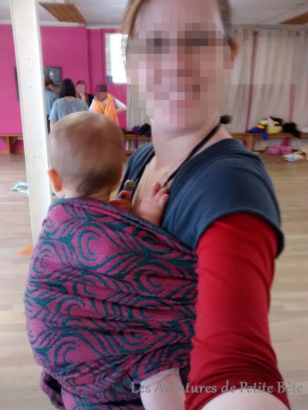 Noeud front torso